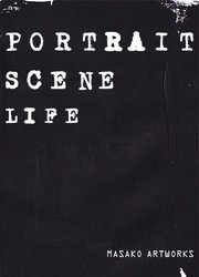 MASAKO ARTWORKS - PORTRAIT SCENE LIFE -